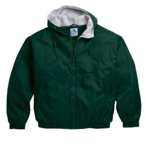 Hooded Fleece Lined Jacket Thumbnail