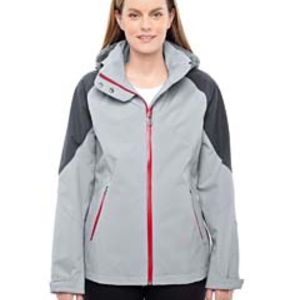 Ladies' Impulse Interactive Seam-Sealed Shell Thumbnail