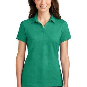 Ladies Meridian Cotton Blend Polo Thumbnail