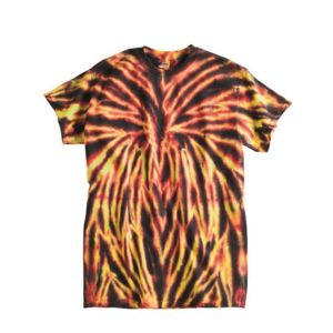 Youth Spider Tie Dye T-Shirt Thumbnail