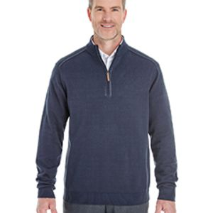 Men's Manchester Fully-Fashioned Quarter-Zip Sweater Thumbnail