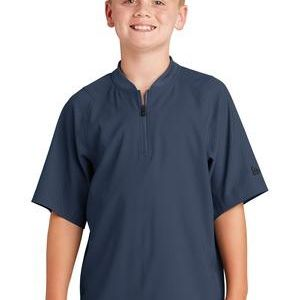 ® Youth Cage Short Sleeve 1/4 Zip Jacket Thumbnail