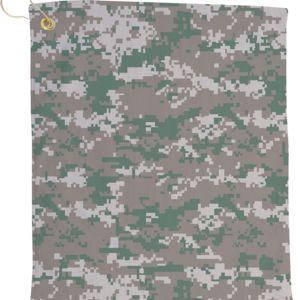 Small Camo Golf Towel Thumbnail