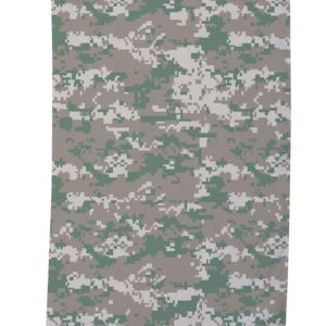 Large Camo Golf Towel Thumbnail