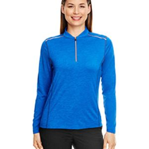 Ladies' Kinetic Performance Quarter-Zip Thumbnail
