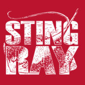 STING RAY WORD -  Design