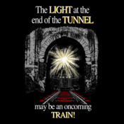 LIGHT AT THE END OF TUNNEL - T180 Design