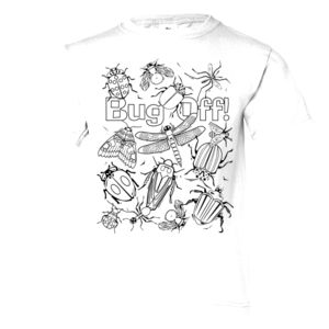 BUG OFF COLORING SHIRT - Z231 Thumbnail