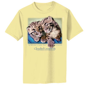 CLOUDED LEOPARDS - DTG - Thumbnail