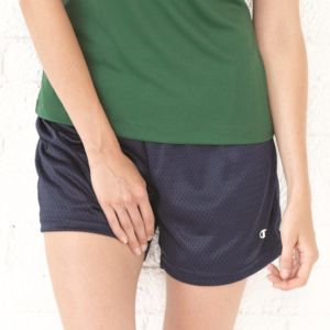 Women's Tagless Active Mesh Shorts Thumbnail