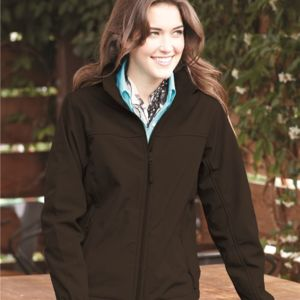Women's Soft Shell Jacket Thumbnail