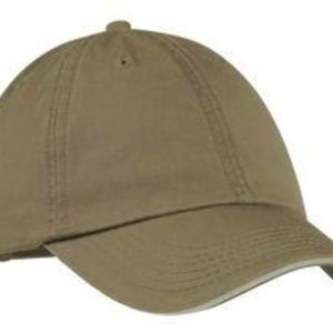 Washed Twill Sandwich Bill Cap Thumbnail