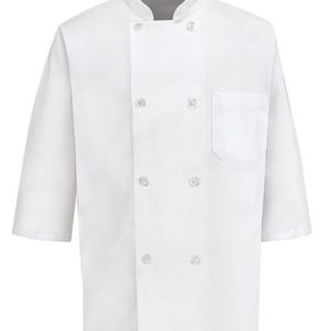 Half Sleeve Chef Coat Thumbnail