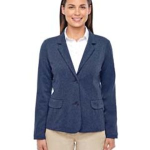 Ladies' Fairfield Herringbone Soft Blazer Thumbnail