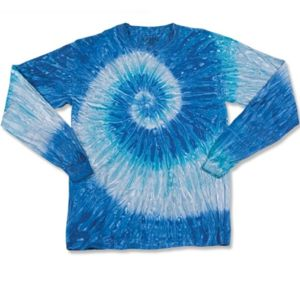 Ripple Tie Dye Long Sleeve Thumbnail