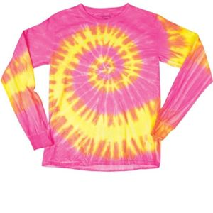 Wave Tie Dye Long Sleeve Thumbnail