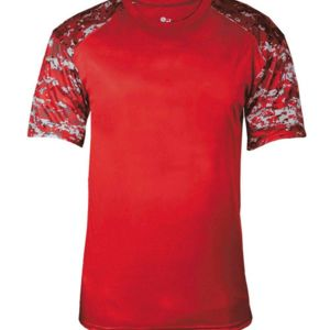 Digital Camo Battle Sport T-Shirt Thumbnail