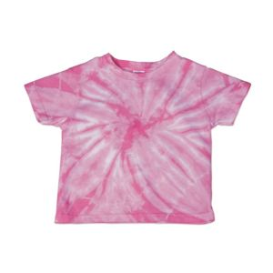 Toddler Cyclone Tie Dye T-Shirt Thumbnail