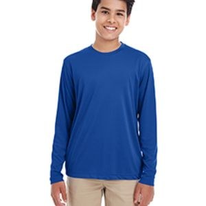 Youth Cool & Dry Performance Long-Sleeve Top Thumbnail