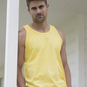 Garment Dyed Unisex Tank Top Thumbnail