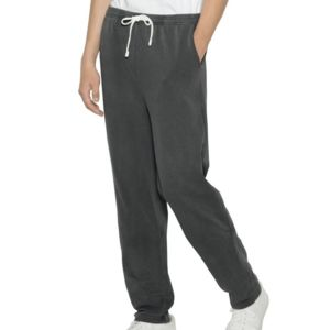 Unisex French Terry Open Bottom Pant Thumbnail