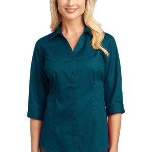 Ladies 3/4 Sleeve Blouse Thumbnail