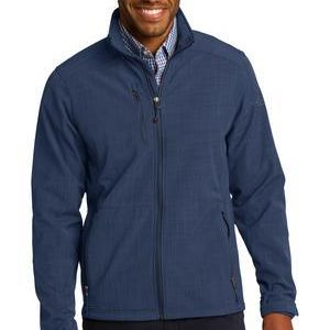 Shaded Crosshatch Soft Shell Jacket Thumbnail