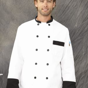 Garnish Chef Coat Thumbnail