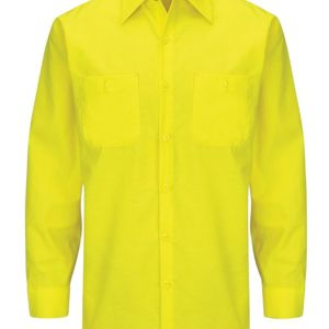 Enhanced & Hi-Visibility Long Sleeve Work Shirt Thumbnail