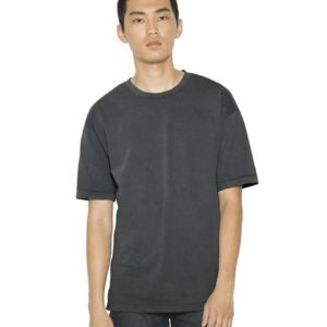 Unisex French Terry Garment Dyed T-Shirt Thumbnail