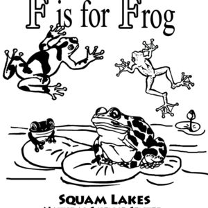 Z414 F is for Frog Thumbnail