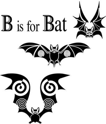 C45 B is for Bats