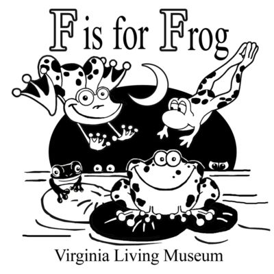 Z414 F is for frog