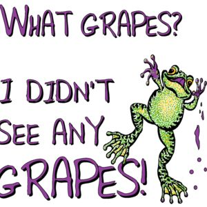 410 what grapes  frogs Thumbnail