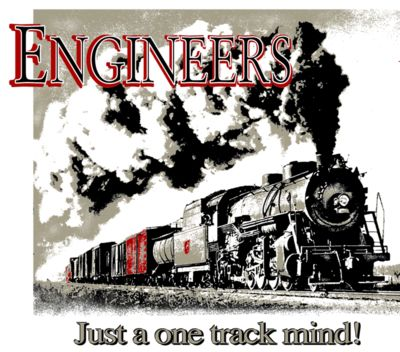 T193engineers one track mind